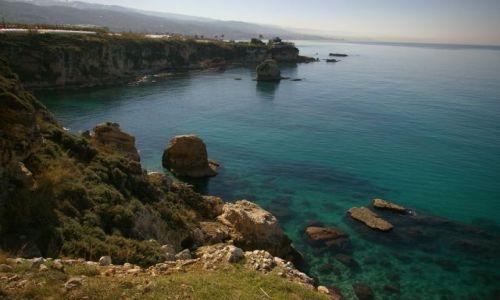 LIBAN / brak / Byblos (Jbail) / Nabrzeże w Byblos
