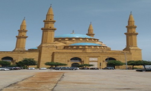Zdjęcie LIBAN / Bejrut / . / Błękitny meczet