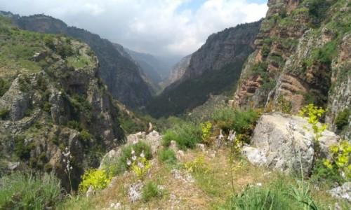 Zdjęcie LIBAN / Bszarri / Dolina Kadisha / 3 Majowy tracking