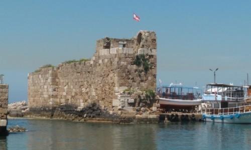 Zdjęcie LIBAN / Bejrut / Byblos / Stary port