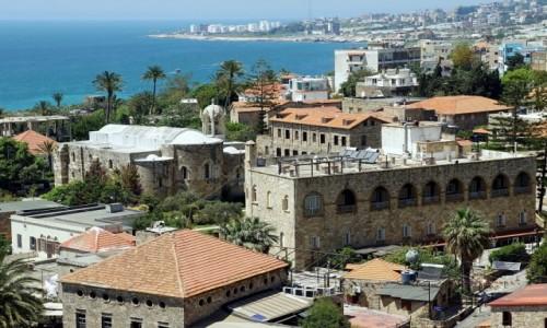 Zdjecie LIBAN / Bejrut / Byblos / Klasztor i kościół maronicki