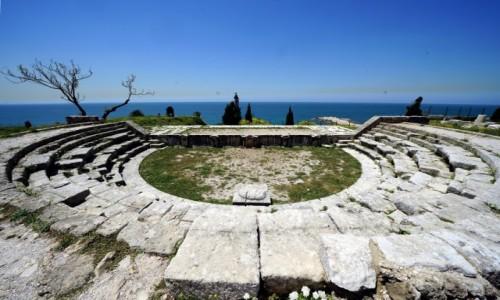 Zdjecie LIBAN / Bejrut / Byblos / Teatr rzymski