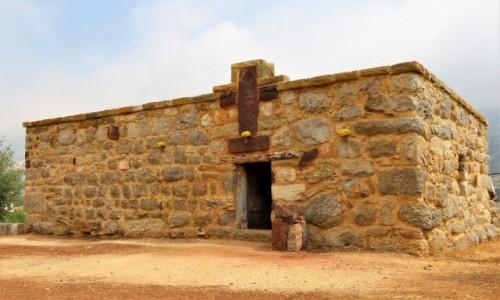 LIBAN / Kada Baszarri / Baszarri / Świątynia St. George