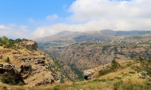 LIBAN / Kada Baszarri / Baszarri / Wadi Kadisza