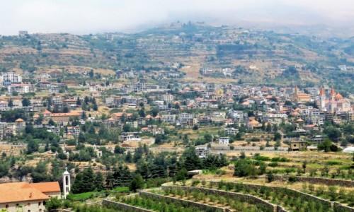 Zdjecie LIBAN / Kada Baszarri / Baszarri / Wadi Kadisza