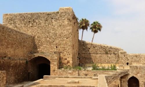 Zdjecie LIBAN / Kada Trypolis / Trypolis / Cytadela Raymond de Saint-Gilles