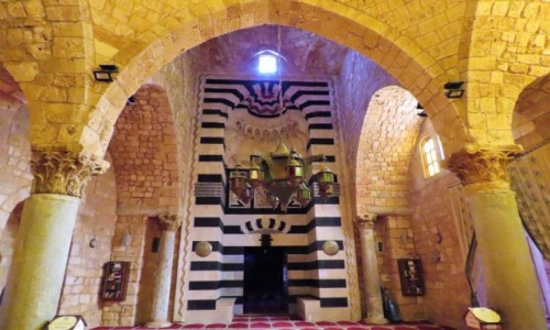 Zdjęcie LIBAN / Kada Trypolis / Trypolis / meczet Tajnal