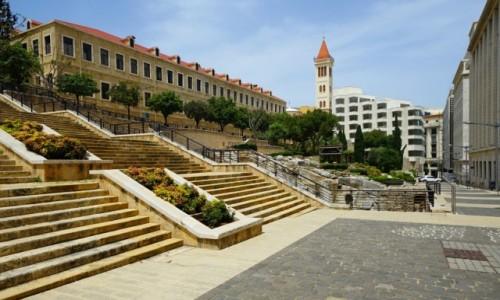 Zdjecie LIBAN / Bejrut / . / Zaułki miasta