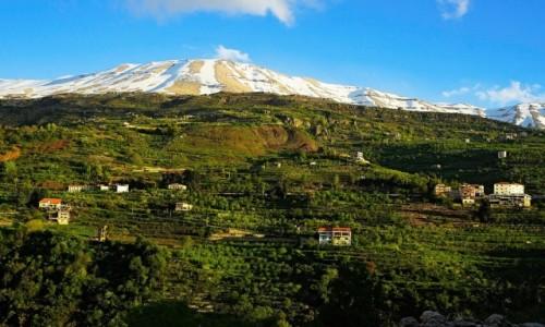 Zdjecie LIBAN / Bszari / . / Góra
