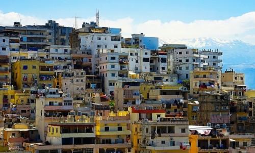 LIBAN / Dystrykt Kada / Trypolis / Architektura