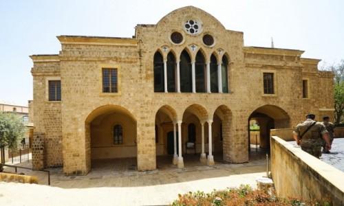 Zdjęcie LIBAN / Bejrut / . / Katedra Św. Jerzego