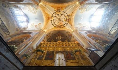 Zdjęcie LIBAN / Bejrut / . / Katedra Św. Jerzego, sklepienie