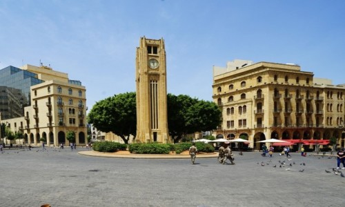 Zdjecie LIBAN / Bejrut / . / Plac Gwiazdy