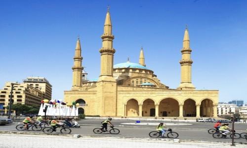 Zdjecie LIBAN / Bejrut / . / Meczet Mohammada al Amina