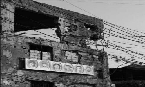 Zdjęcie LIBAN / brak / Bejrut  - obóz palestynski Burj el brajneh / Beirut