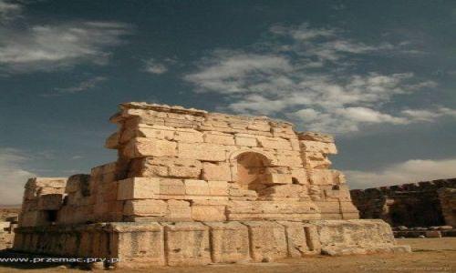 Zdjęcie LIBAN / brak / Baalbek / Ruiny rzymskie