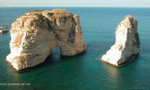 Zdjecie LIBAN / brak / Bejrut / Symbol miasta