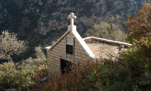 Zdjecie LIBAN / Północny Liban / okolice Bcharre / Dolina Qadiszy (2)