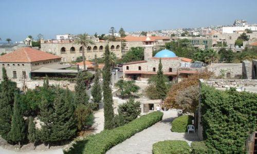 Zdjecie LIBAN / Północny Liban / Byblos (Jbail) / Panorama Byblos