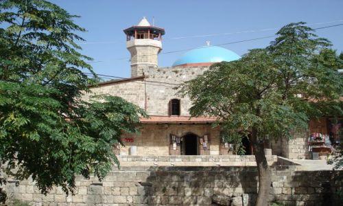Zdjęcie LIBAN / Północny Liban / Byblos (Jbail) / Meczet w Byblos
