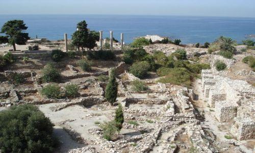 Zdjęcie LIBAN / Północny Liban / Byblos (Jbail) / Wykopaliska