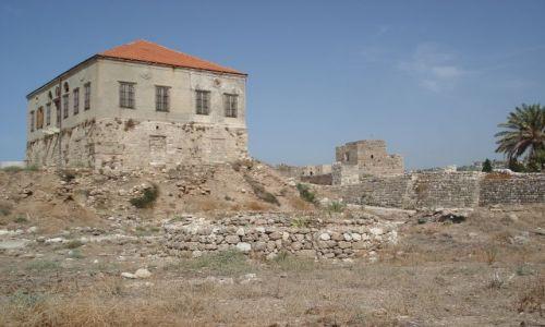 Zdjęcie LIBAN / Północny Liban / Byblos (Jbail) / Wykopaliska archeologiczne w Byblos