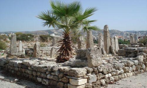Zdjęcie LIBAN / Północny Liban / Byblos (Jbail) / Świątynia Obelisków