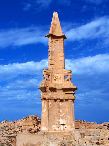 Zdjęcia: Sabratha, Dawne Cywilizacje3, LIBIA