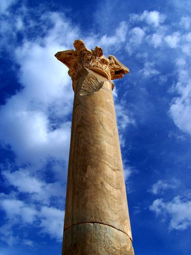 Zdjęcia: Sabratha, Dawne Cywilizacje5, LIBIA
