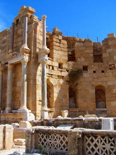 Zdjęcia: Leptis Magna, Trochę starej Libii7, LIBIA