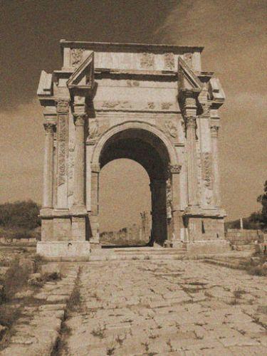 Zdj�cia: Leptis Magna, Troch� naprawd� starej Libii8, LIBIA