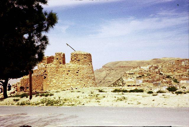 Zdjęcia: Gharian, trypolitania, Gharian- miasteczko w górach, LIBIA