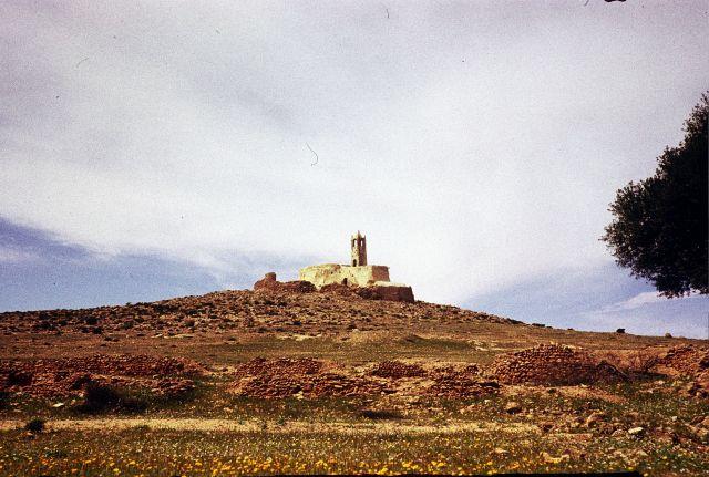 Zdjęcia: Gharian/Yefren, trypolitania, ufortyfikowany meczet, LIBIA