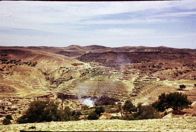 Zdjęcia: Gharian/Yefren, trypolitania, osada w górach, LIBIA