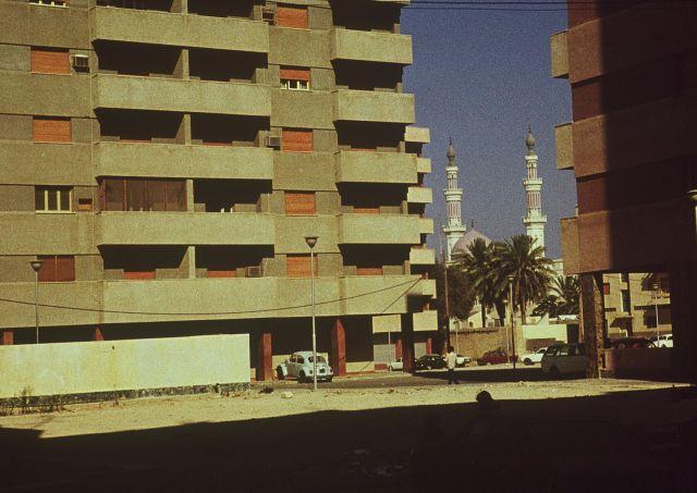 Zdjęcia: Trypolis, trypolitania, różowy meczet, LIBIA