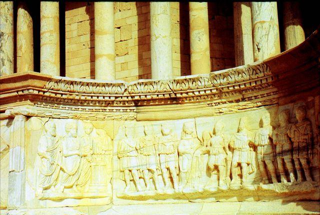 Zdjęcia: Sabratha, trypolitania, płaskorzeźby, LIBIA
