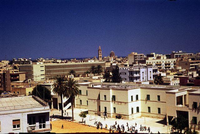 Zdj�cia: Trypolis, trypolitania, Trypolis z g�ry, LIBIA