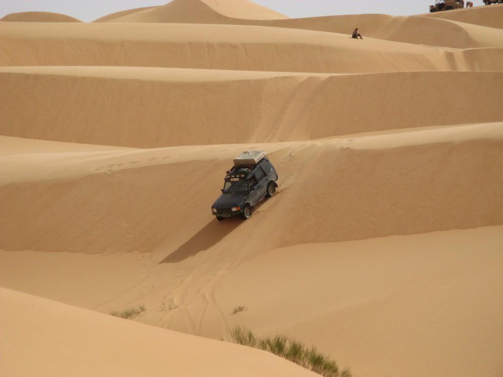Zdjęcia: Sahara, Murzuk, Morze piasku, LIBIA