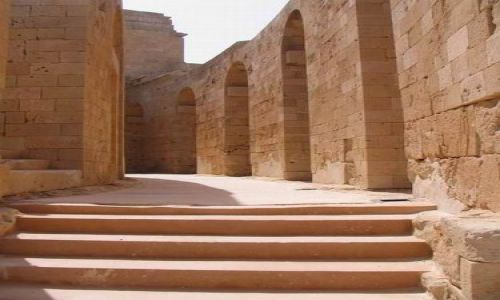 Zdjecie LIBIA / Trypolitania / Sabrata / Amfiteatr