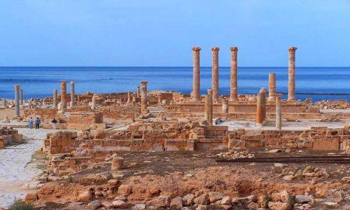 LIBIA / brak / Sabratha / Dawne Cywilizacje2