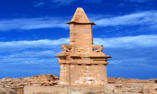 LIBIA / brak / Sabratha / Dawne Cywilizacje3