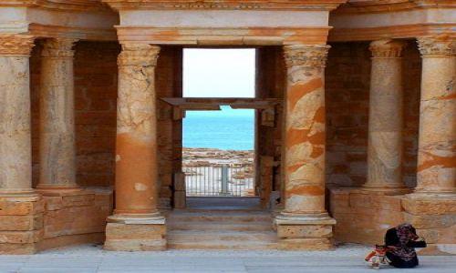 Zdjęcie LIBIA / brak / Sabratha / Dawne Cywilizacje6