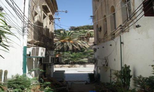 Zdjęcie LIBIA / tripolis / tripoli / uliczka