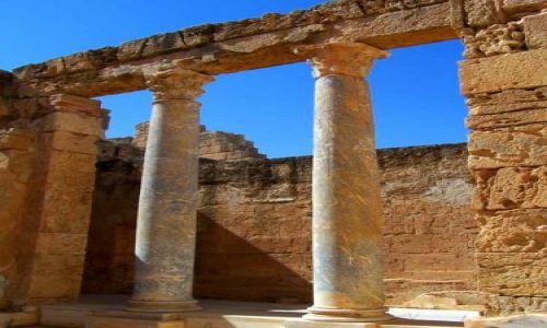 Zdjęcie LIBIA / brak / Leptis Magna / Trochę starej Libii6