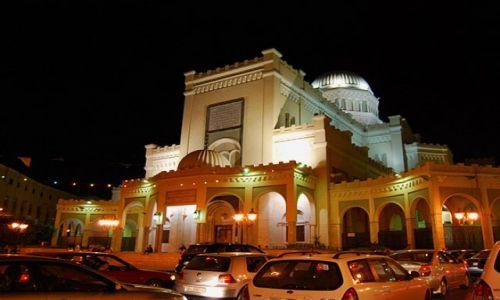 Zdjecie LIBIA / Trypolitania / Trypolis / Meczet Algiersk