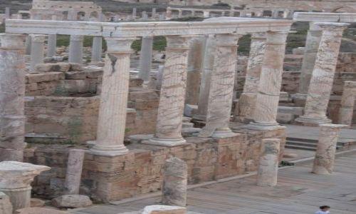 Zdjęcie LIBIA / brak / Zabytki Leptis Magna / Chcialoby sie tam wracac
