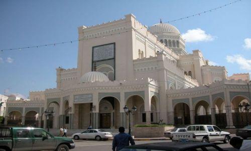 Zdjęcie LIBIA / brak / Okolice Placu Zielonego / Wielki Meczet