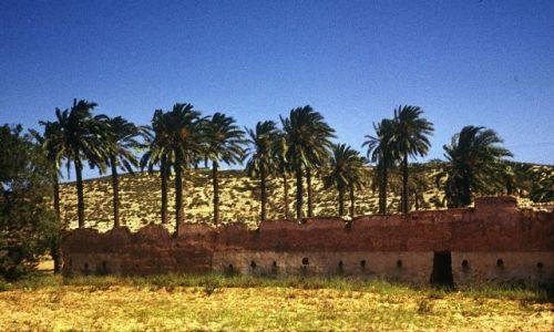 Zdjęcie LIBIA / trypolitania / Trypolis / fortyfikacje