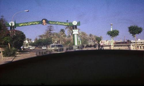 Zdjęcie LIBIA / trypolitania / Trypolis / triumfalne bramy