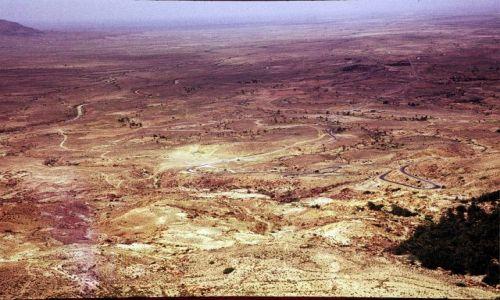 Zdjęcie LIBIA / trypolitania / Gharian/Yefren / płaskowyż Gharian